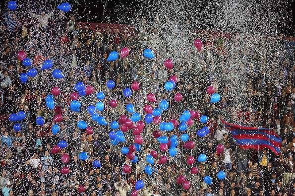 Trabzonspor USA 2011 New York Türk Günü Yürüyüşüne Davet