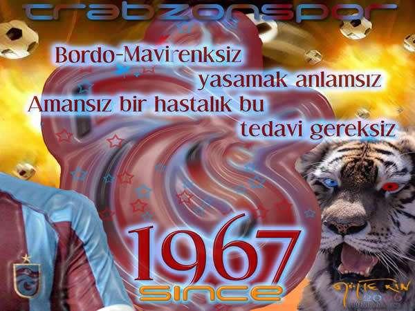 """Trabzonspor """"Efsaneler Asla Ölmez"""""""