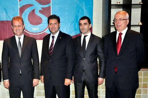 Trabzonspor USA Derneği açıldı