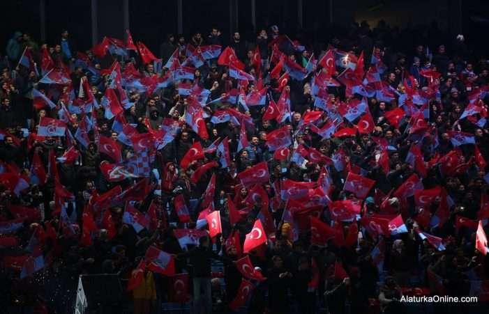 Beşiktaş maçı hazırlıkları devam ediyor